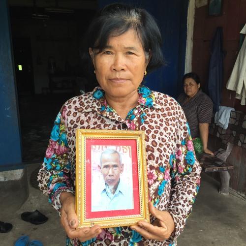 silent protest in cambodia