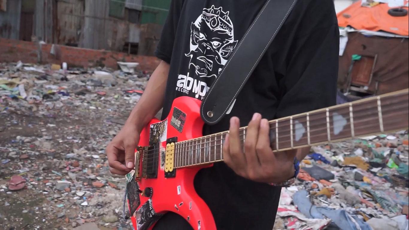 heavy metal band phnom penh