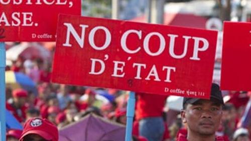 thailand dissidenten