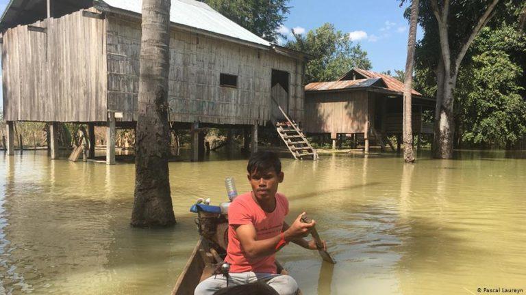 mekong river dams sand mining threats