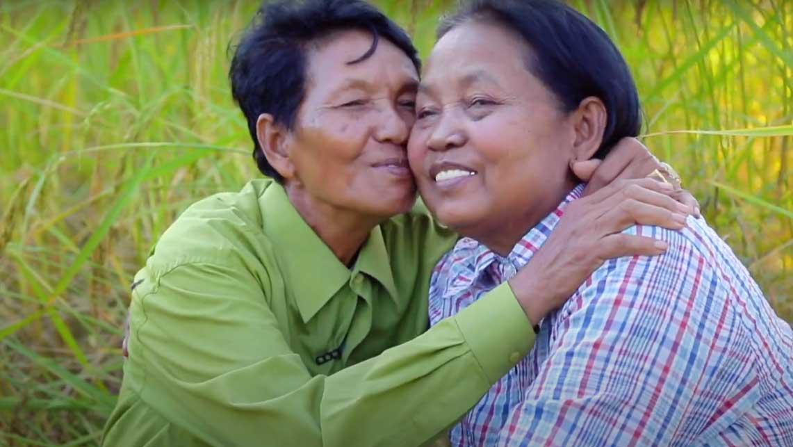 Liefde ten tijde van Pol Pot