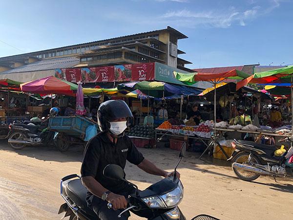 Phsar Nat Battambang